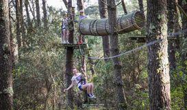 Mimizan :Parc Landes Aventure à MIMIZAN (40)