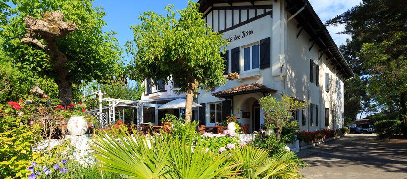 Hôtel Restaurant l'Emeraude des Bois 2 étoiles à MIMIZAN