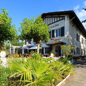 Hôtel Restaurant l'Emeraude des Bois 2 étoiles à MIMIZAN PLAGE