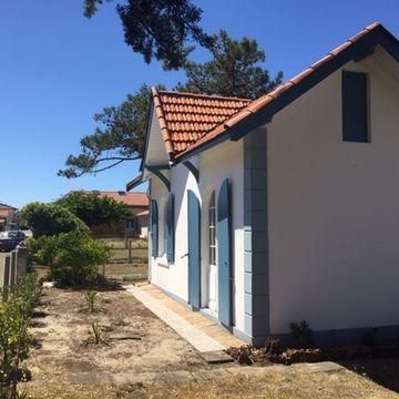 Vermietung Claux Catherine et Thierry Haus Leute 6 in MIMIZAN PLAGE