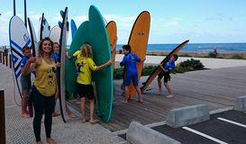 Ecole de surf Quiksilver la Garluche à MIMIZAN PLAGE (40)