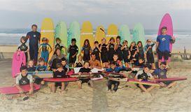 Ecole de surf Maeva Surf Club à MIMIZAN PLAGE (40)