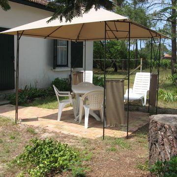 Location Lamouroux Claudine Petit logement Maison personnes 3 à MIMIZAN PLAGE