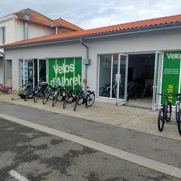 Location de vélos - Velos d'Albret  à MIMIZAN PLAGE