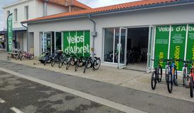 Location de vélos - Velos d'Albret en MIMIZAN PLAGE (40)