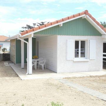 Location Loubère Indivision Maison personnes 4 à MIMIZAN PLAGE