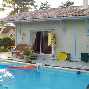 Renting Laporte-Gardes Martine House persons 6 in MIMIZAN PLAGE
