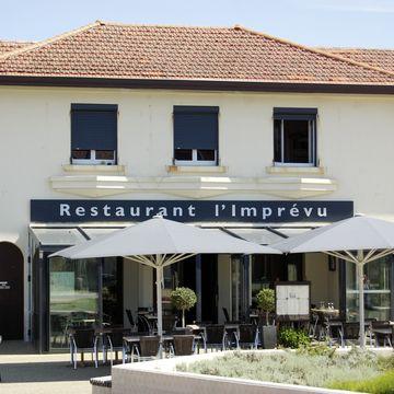 Restaurant l'Imprévu  à MIMIZAN PLAGE