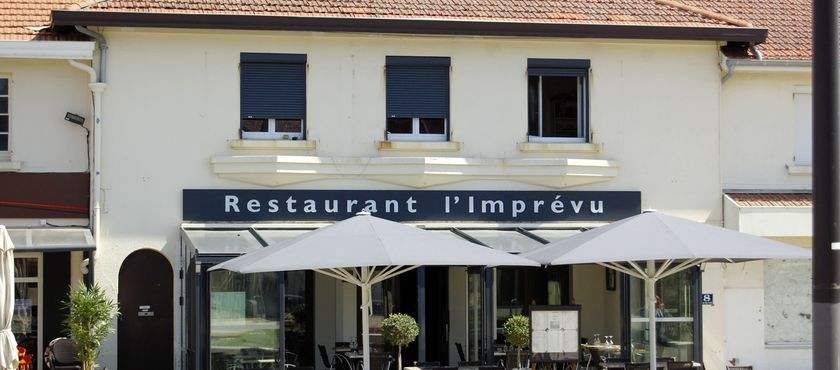 Restaurant l'Imprévu  in MIMIZAN PLAGE (40)