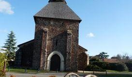 Eglise Saint Jean Baptiste de Mézos in MEZOS (40)