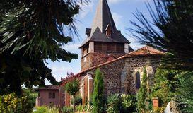 Eglise Saint Martin de Pontenx les Forges à PONTENX-LES-FORGES (40)