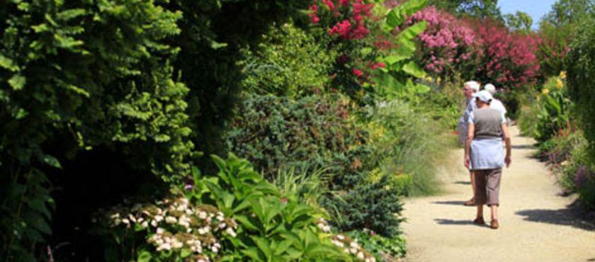 "Balade pédestre ""la Promenade Fleurie"" à MIMIZAN (40)"