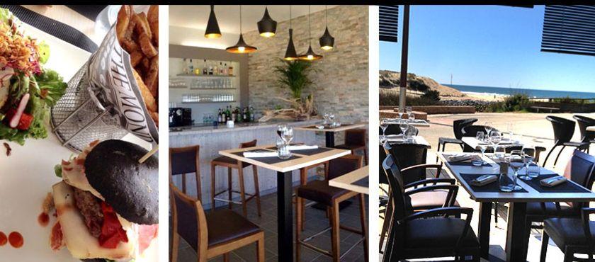 Restaurant Ô Courant  à MIMIZAN PLAGE (40)