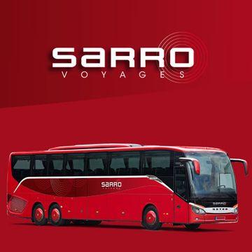 Voyages Sarro  à MIMIZAN