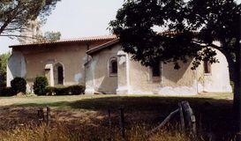 Chapelle de Bouricos à PONTENX-LES-FORGES (40)