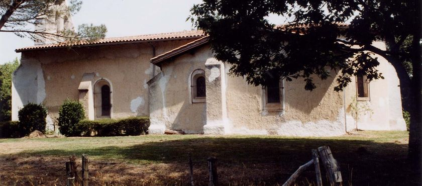 Chapelle de Bouricos in PONTENX-LES-FORGES (40)