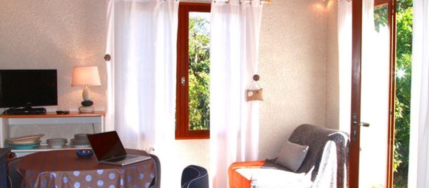 Location Appartement 2 personnes BEL AIR PLAGE : KAKATOES à MIMIZAN PLAGE
