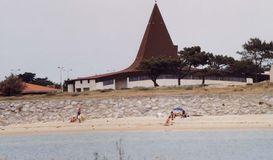 Eglise Notre Dame des Dunes à MIMIZAN PLAGE (40)