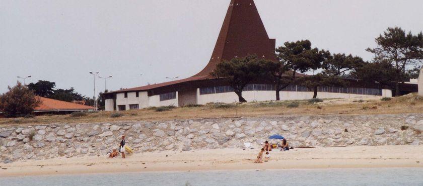 Eglise Notre Dame des Dunes à MIMIZAN (40)