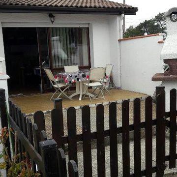 Vermietung Rossignol - Gautier Haus Leute 4 in MIMIZAN PLAGE