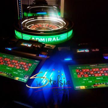 Casino le Stelsia  à MIMIZAN PLAGE