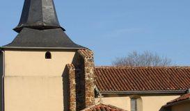Eglise Sainte Ruffine d'Aureilhan à AUREILHAN (40)