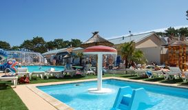 Camping Club Marina Landes 4 Sterne in MIMIZAN PLAGE