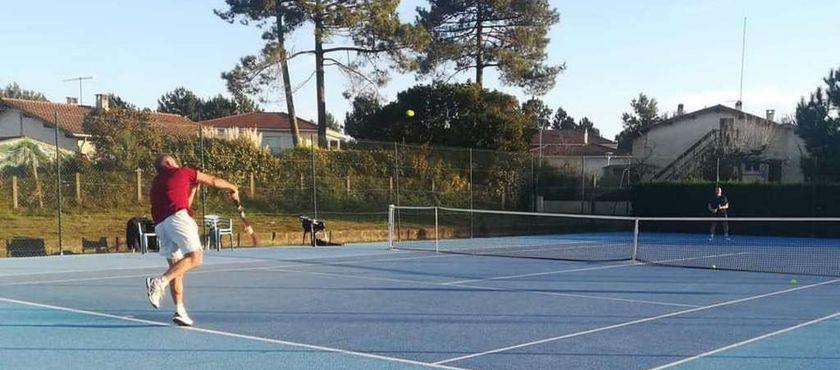 Tennis club Mimizan à MIMIZAN (40)