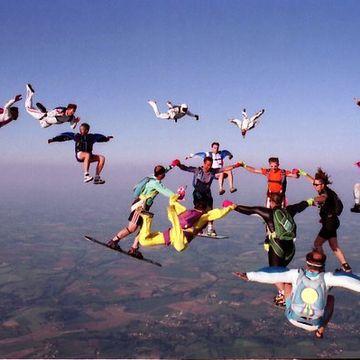 OJB Parachutisme SARL  in MIMIZAN
