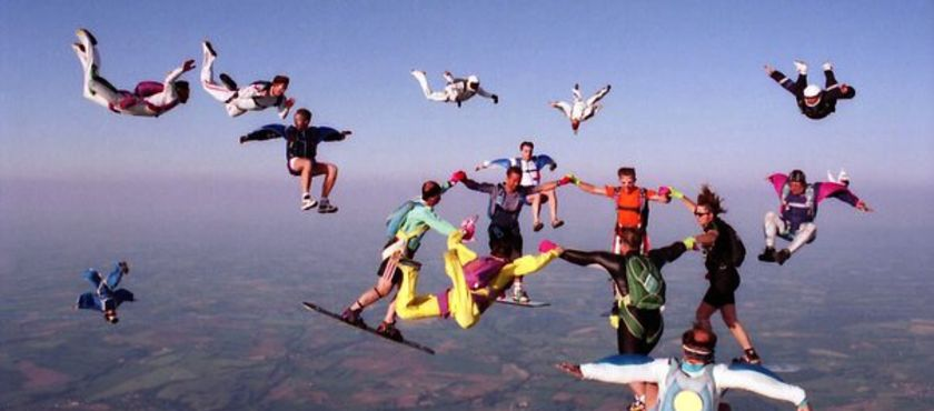OJB Parachutisme SARL en MIMIZAN (40)