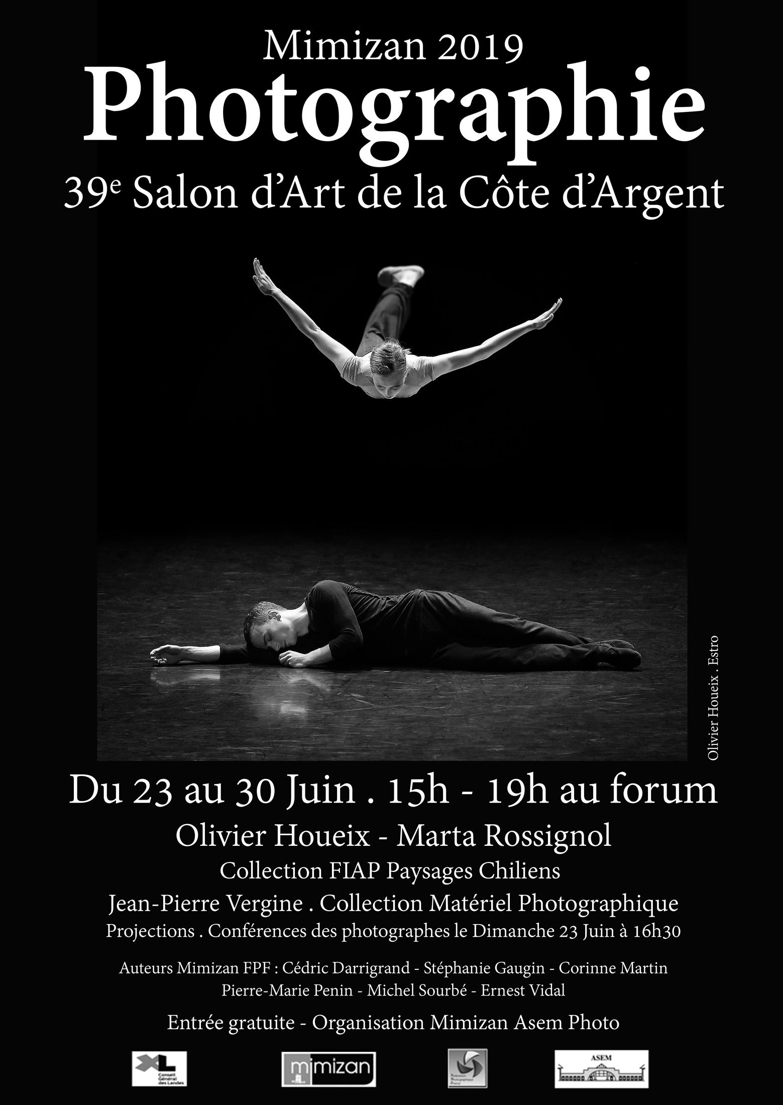 39ème salon d'Art Photographique de la Côte d'Argent