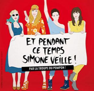 """Théatre """"Et pendant ce temps Simone veille !"""""""