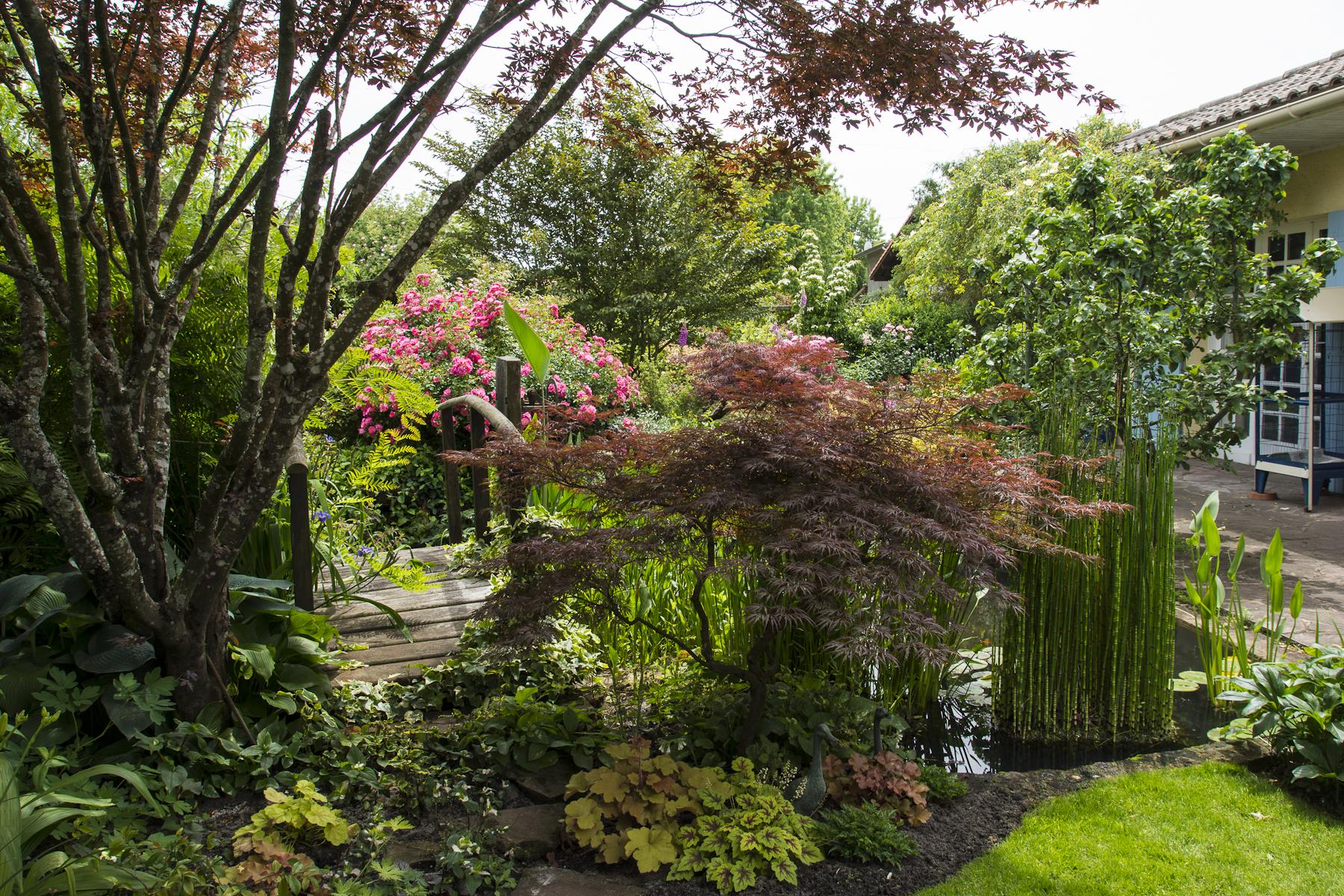 """Visite guidée """"Le jardin de Michel et Jacqueline"""""""