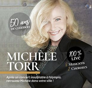 Concert Michèle Torr 100 % live