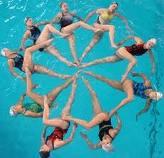Activité enfants: Découverte de la natation synchronisée