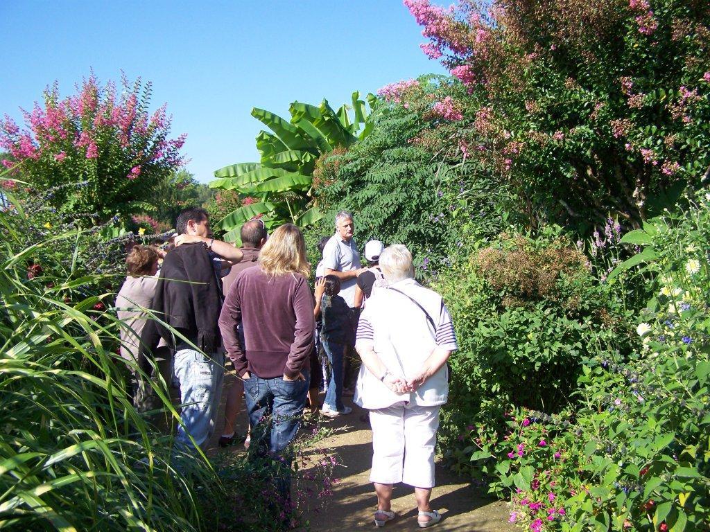 Visite Guidée et commentée de la Promenade Fleurie