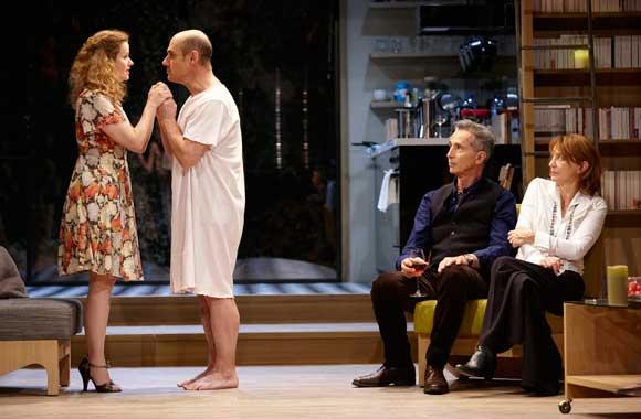 Théâtre : Le syndrome de l'Ecossais