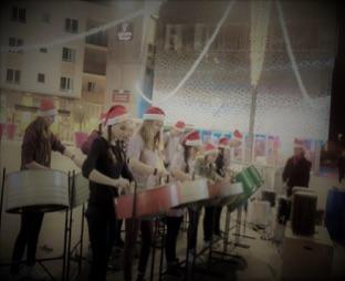 """Concert des """" Team Drums"""""""