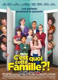 """Cinéma de plein air """" C'est quoi cette famille ? """""""