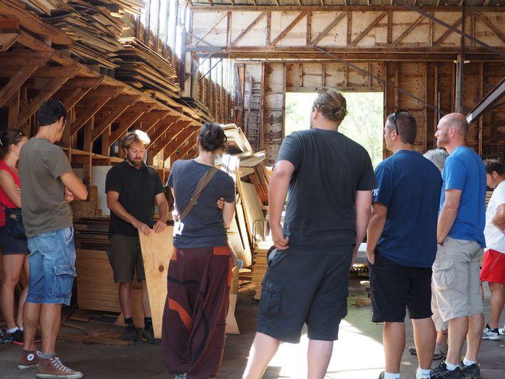 Découvrir la maison bois