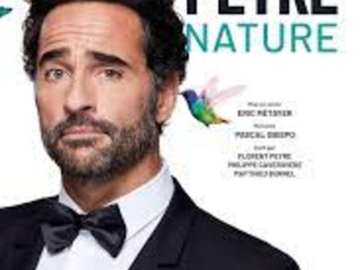 "Spectacle Florent Peyre ""Nature"""