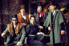 Théâtre : Le Cercle de Whitechapel