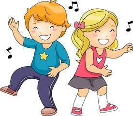 """La Boom pour enfants de 3 à 12 ans: """"Danse Danse la lucky commedy"""""""
