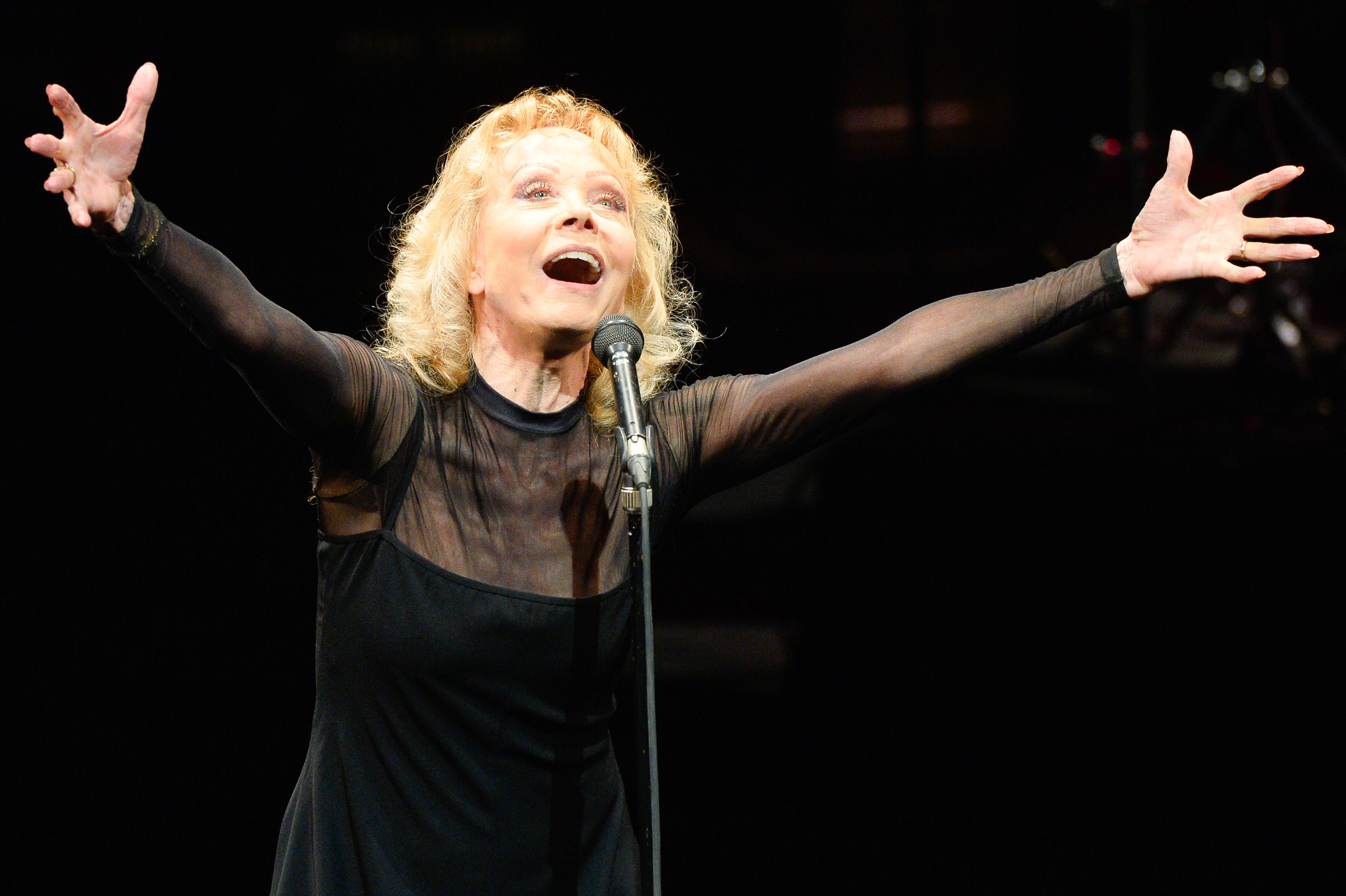 """Concert Isabelle AUBRET """"Dernier rendez-vous"""""""