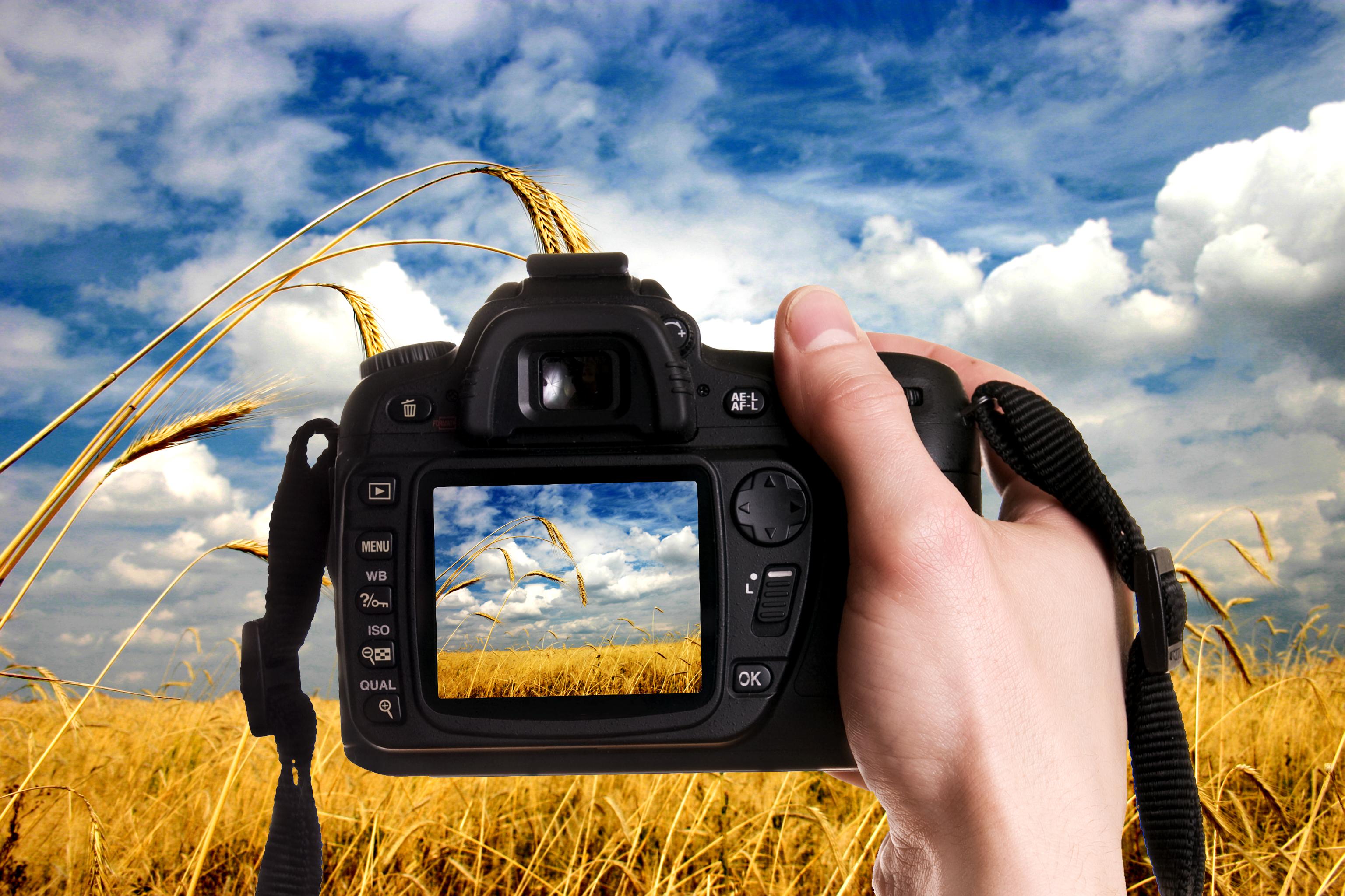 Les couleurs de nos paysages en photographie