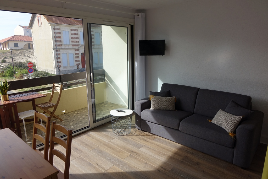 Alquiler Charrier Anne Apartamento personas 4 en MIMIZAN PLAGE