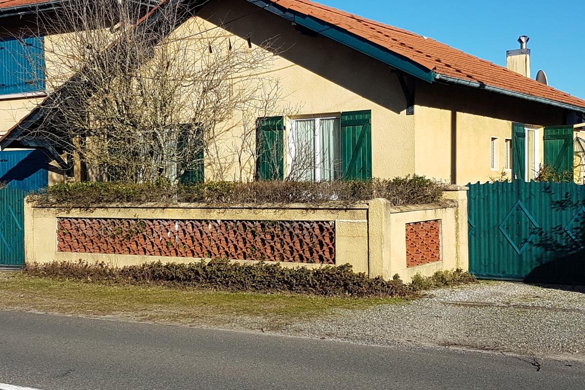 Vermietung Haus 5 Leute Maison avec jardin clos et terrasse ...